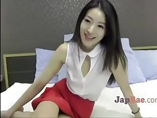very pretty asian girl forced to cum by vibrator JapBae.com