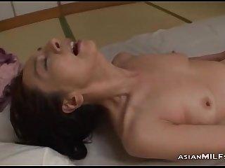 Mature Woman In Pantyhose Masturbating Fingering Herself Using Vibrator On The M