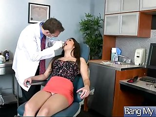 Sex Tape In Hot Adventure Act With Patient And Doctor (nathalie monroe) movie-23