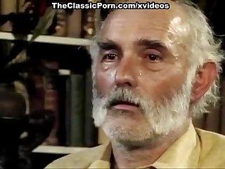 Lisa Bright, Damien Cashmere, Jon Dough in retro porn slut cheats on her husband