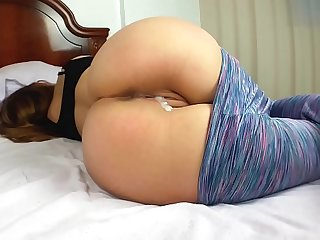 Please fuck me before my Yoga Class daddy - (CREAMPIE)