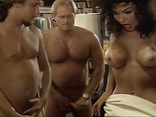 Anabolic The Gangbang Girl 14 ( Vanessa Chase, Rebecca Lord, Anna Malle )