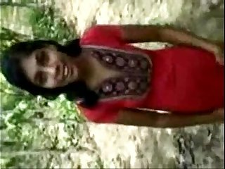 Indian Village Girl Fucked in Jungle