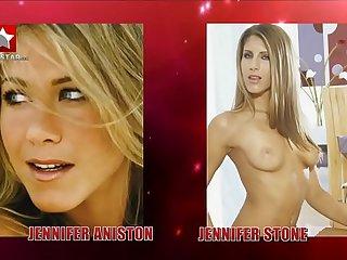 Top 10 Celebrity Lookalike Pornstars NSFW by Rec-Star
