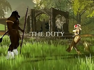 The Duty V2 ( Furry / Yiff )