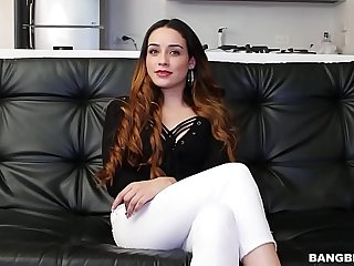 BANGBROS - Redhead Colombiana Amateur Kelly Lu Fucks Like A Pro