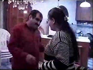 Fat turkish couple